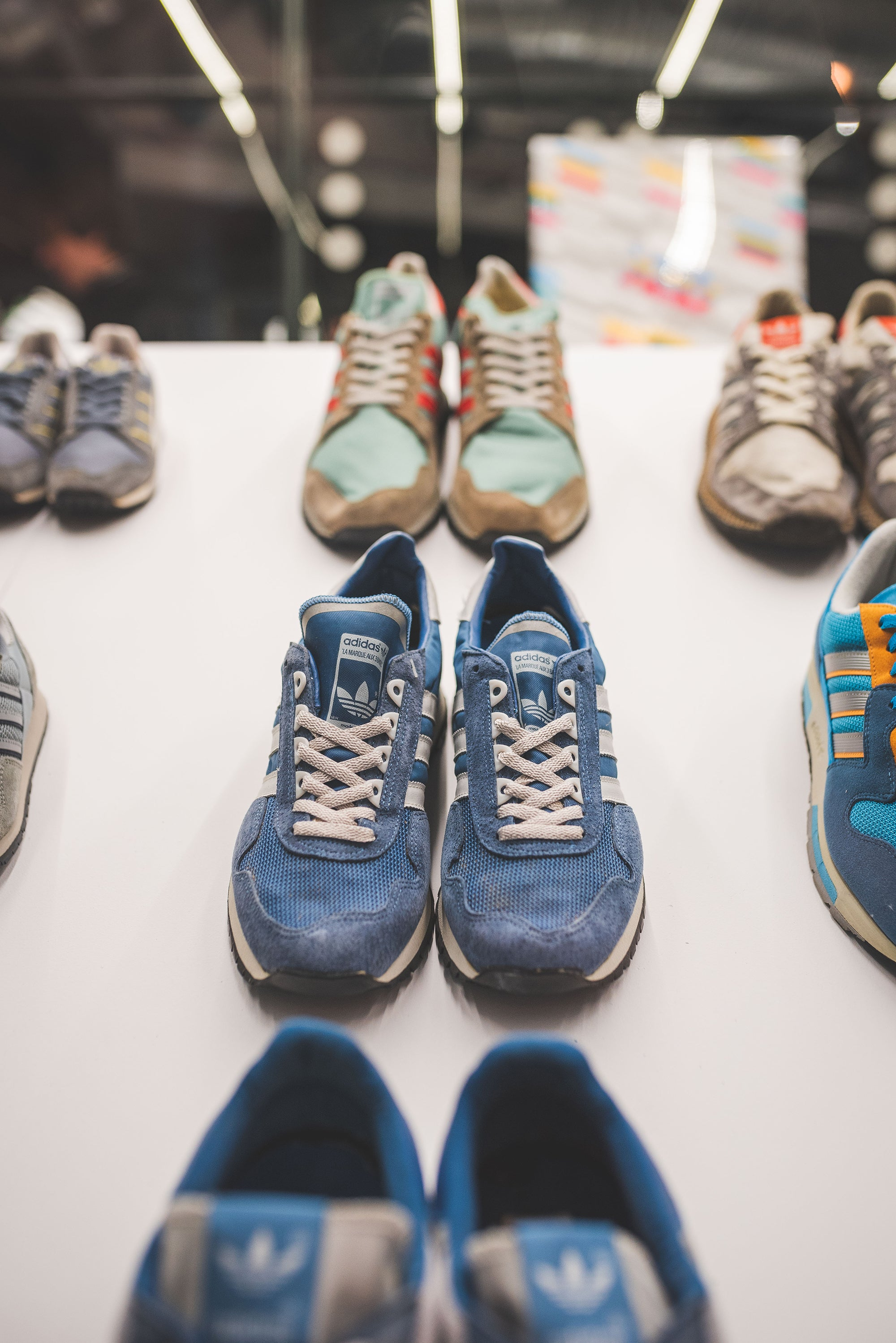 8c4619d12af5e adidas  ZX - The Roots of Running  Exhibition – Hanon
