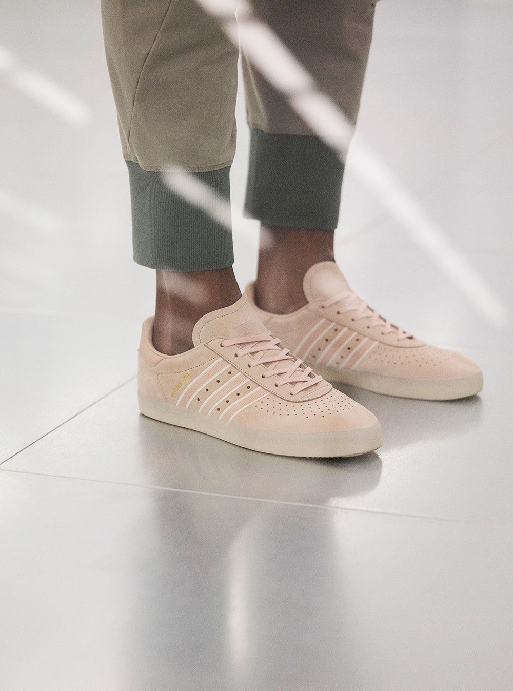 best service 13934 4259f adidas 350 x Oyster Holdings DB1976 ASHPEA CWHITE GOLDMT Price  £99.00.  Launch  Thursday 29th March  ONLINE 00 01BST