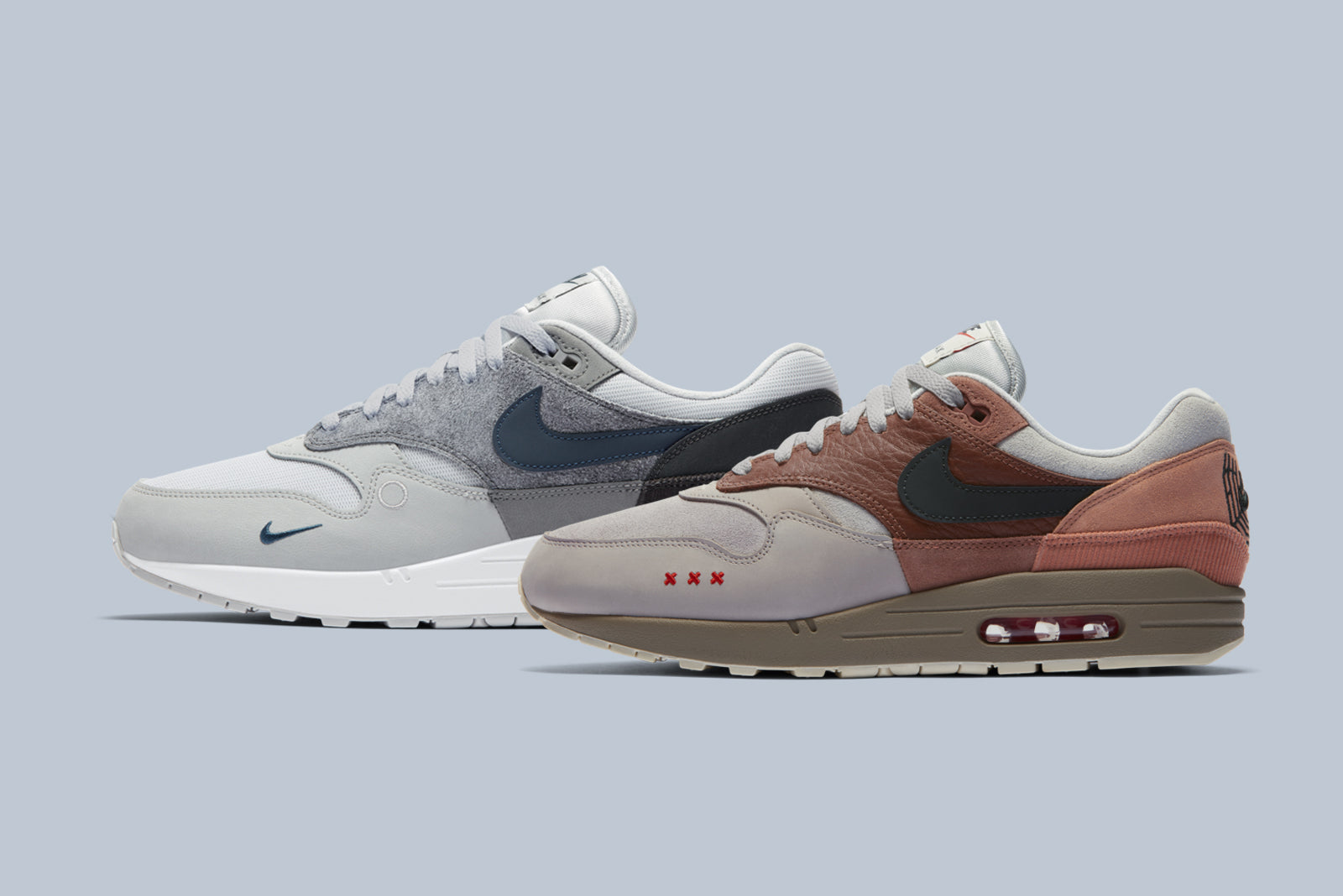 First Look Nike Air Max 1 London Amsterdam Hanon