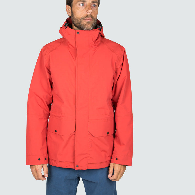 litus_jacket_red_clay_m_onbody_front