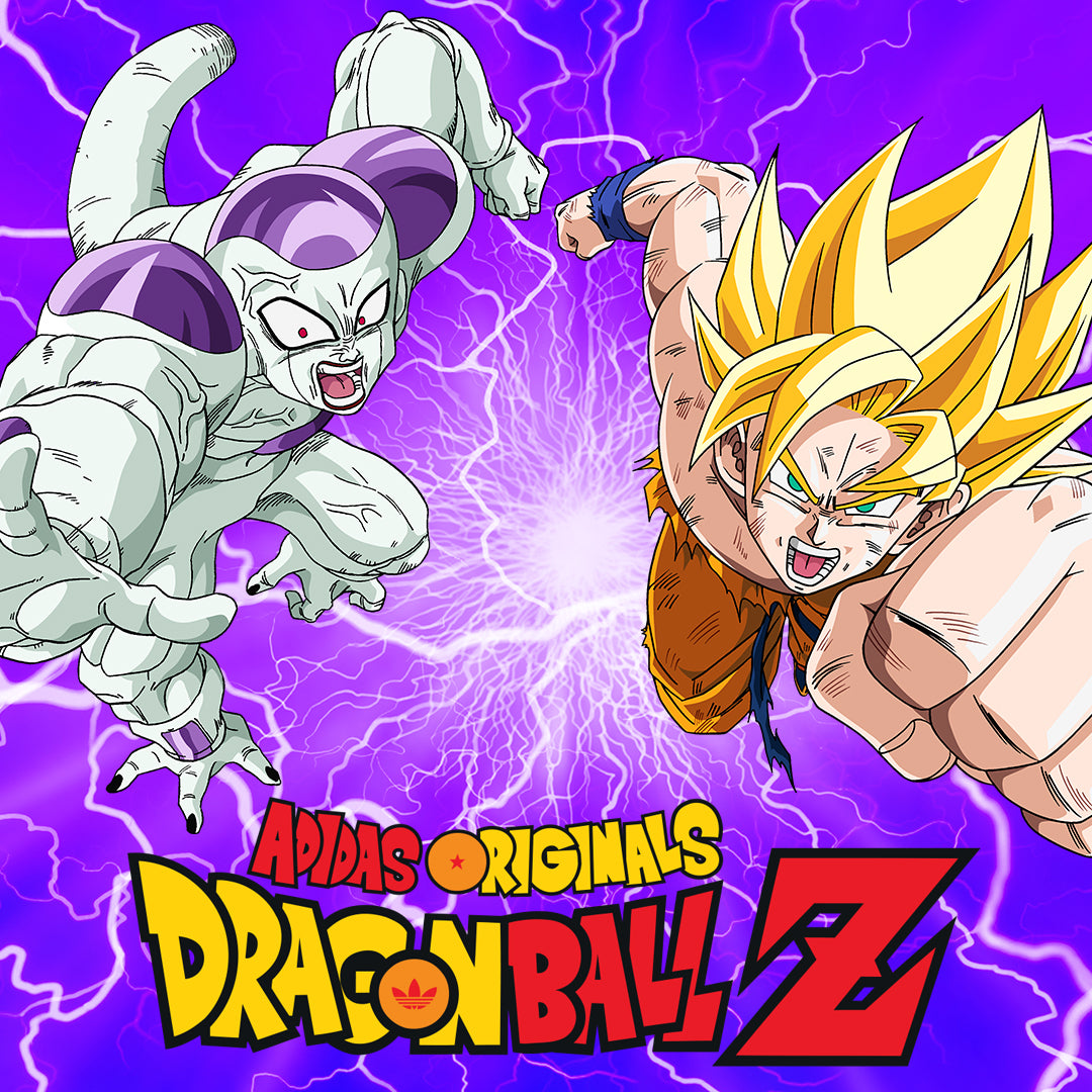 f9d24cdf78a17 adidas announce their latest collection celebrating the legendary global  anime series Dragonball Z. With three of the most iconic battles  re-imagined in ...