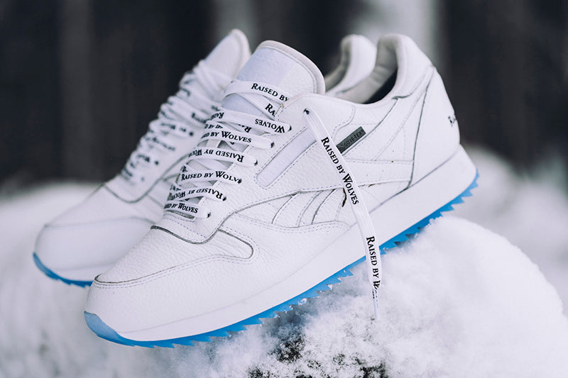 exquisite design how to buy preview of Reebok Classic Leather Ripple GTX x Raised by Wolves – Hanon