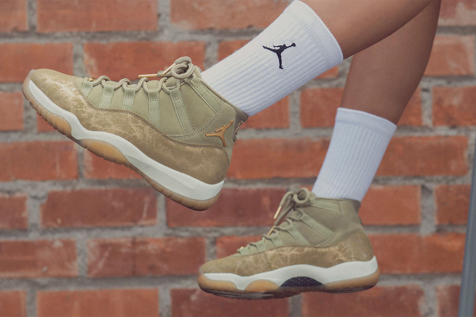 Next up Jordan drop the iconic Air Jordan 11  Heiress  following the  tradition of specialized holiday AJXIs for women b6fc983d6f