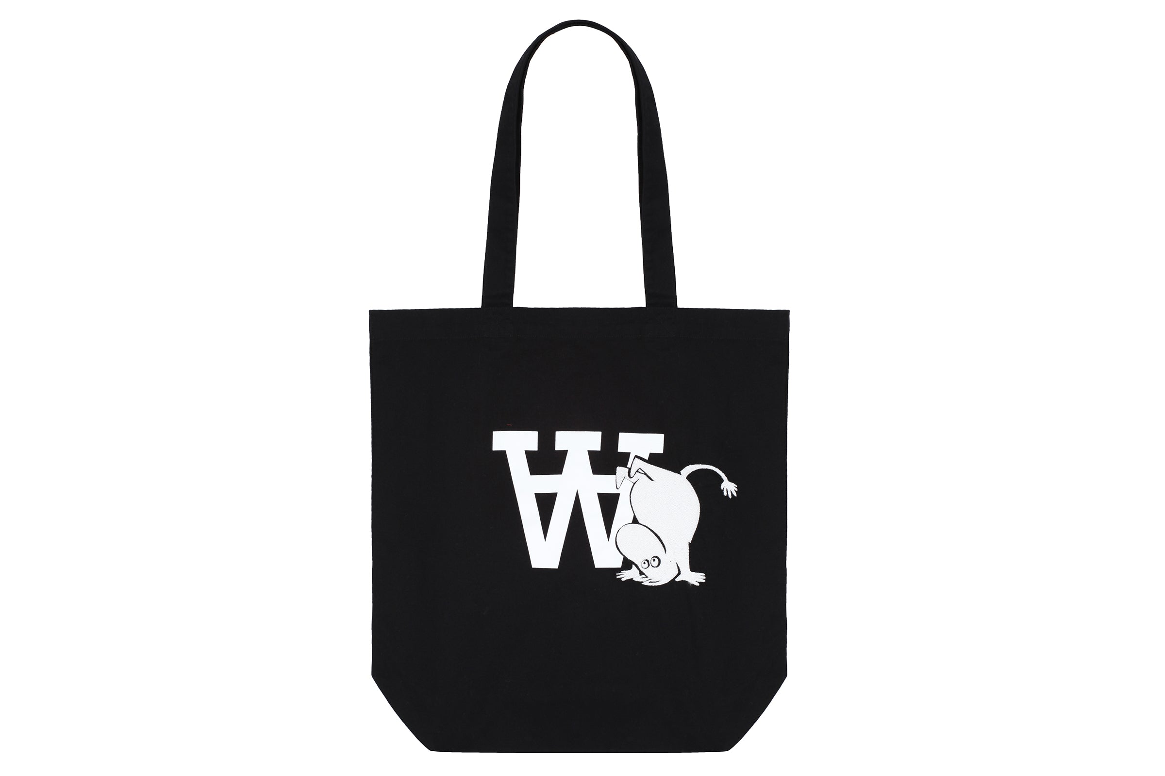 Wood Wood Desi Totebag x The Moomins