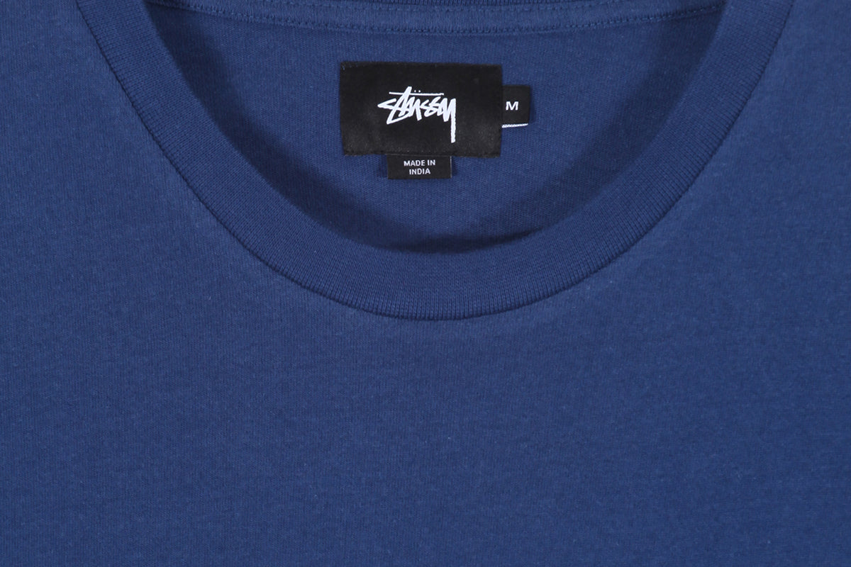 Stussy 2 Bar Stock Jersey