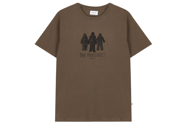 Wood Wood Invisibles Tee