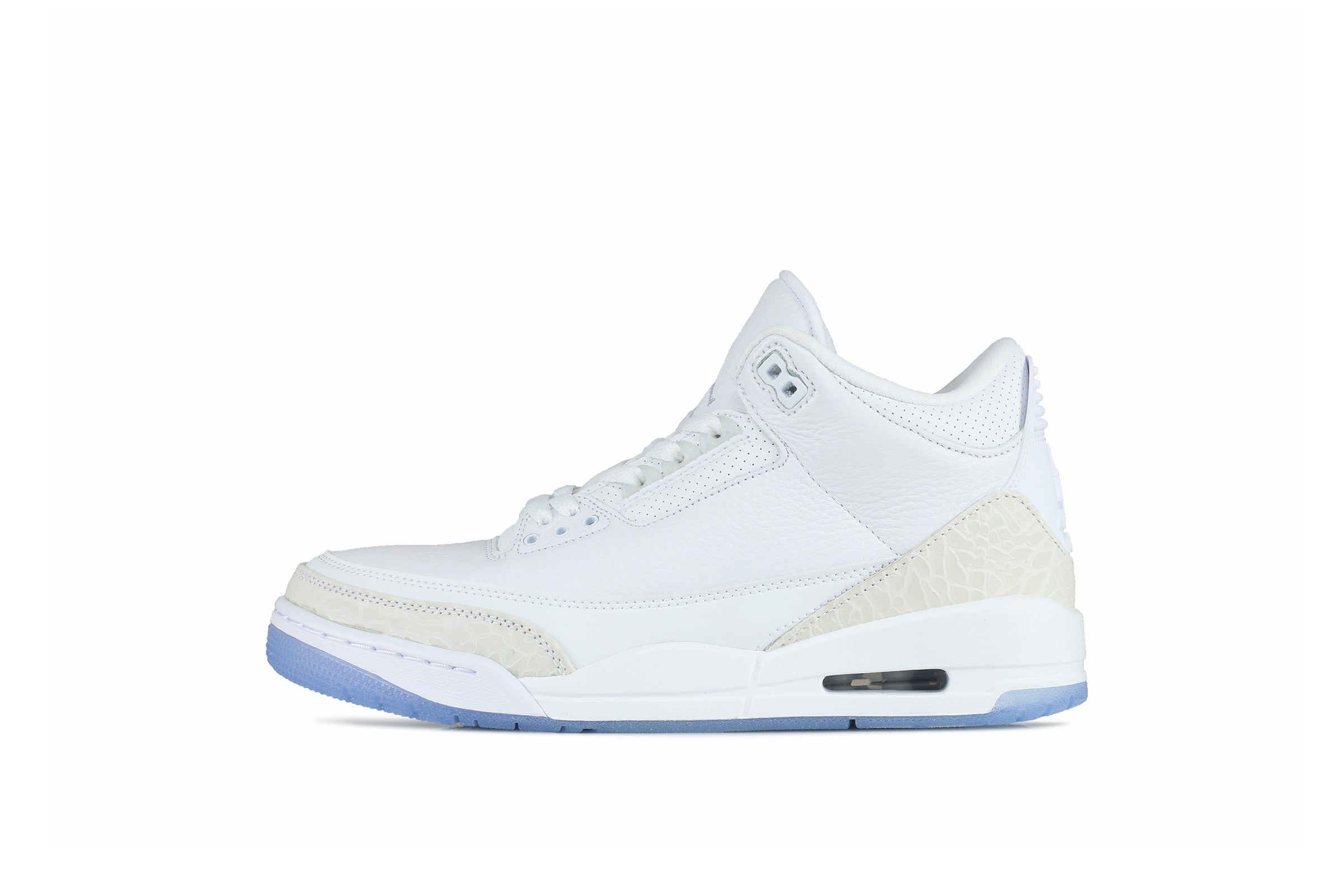 "Nike Air Jordan 3 Retro ""Pure White"""