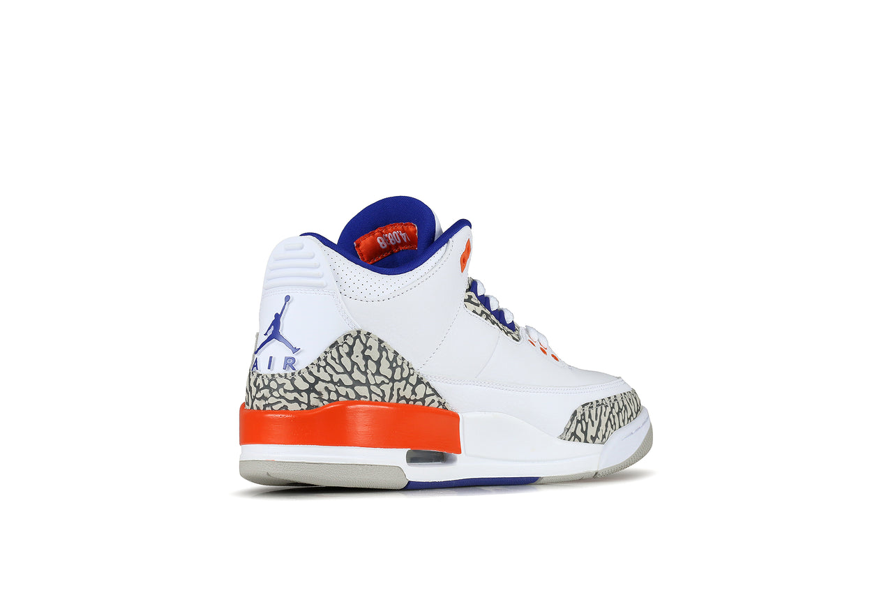"Nike Air Jordan 3 Retro ""Knicks Rivals"""