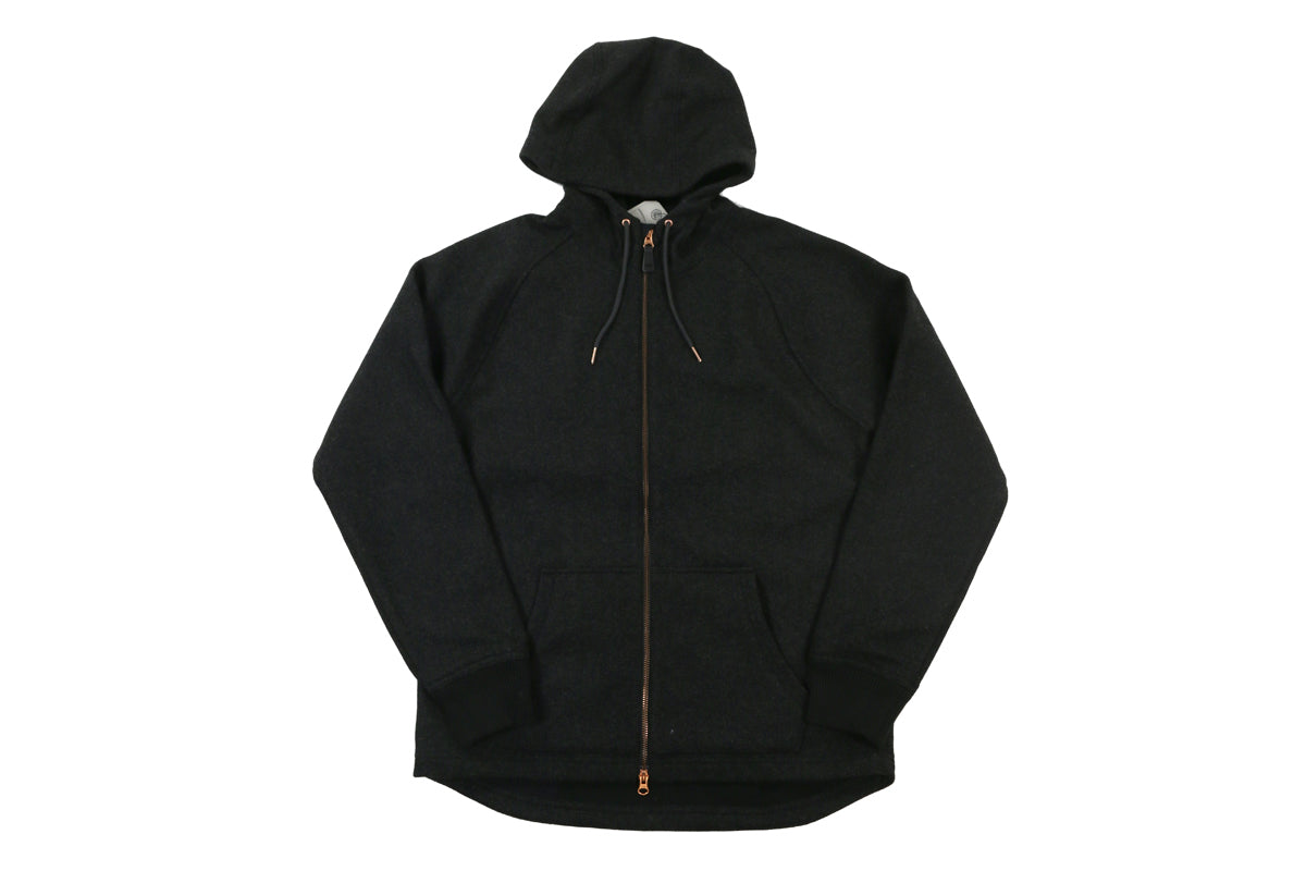 Levi Commuter Hoody Black