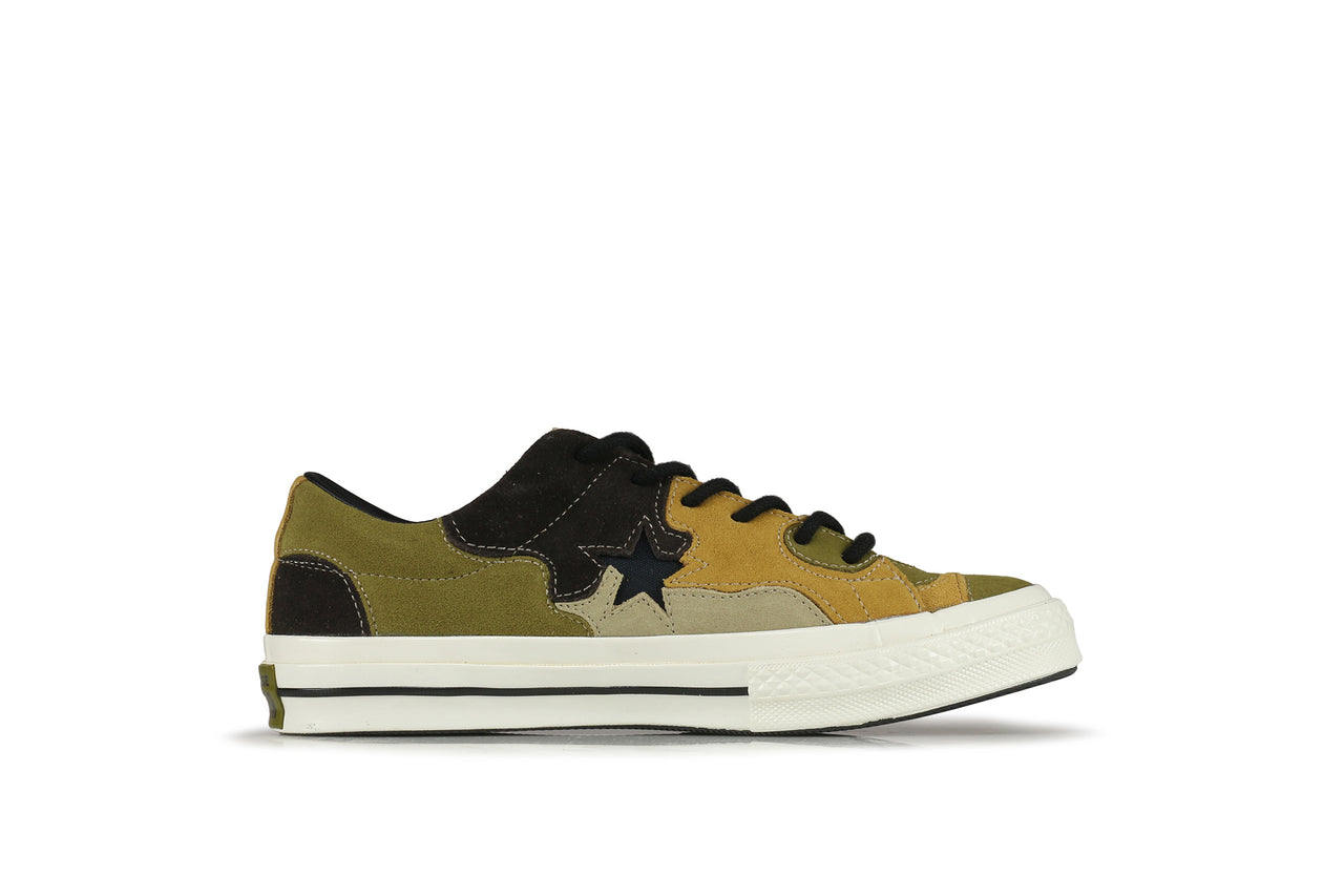 "Converse One Star Ox ""Camo Suede"""