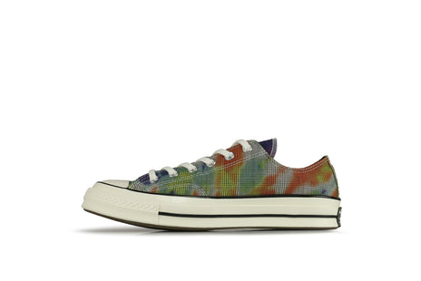"Converse Chuck 70 Ox ""Glen Plaid Tie Dye"""