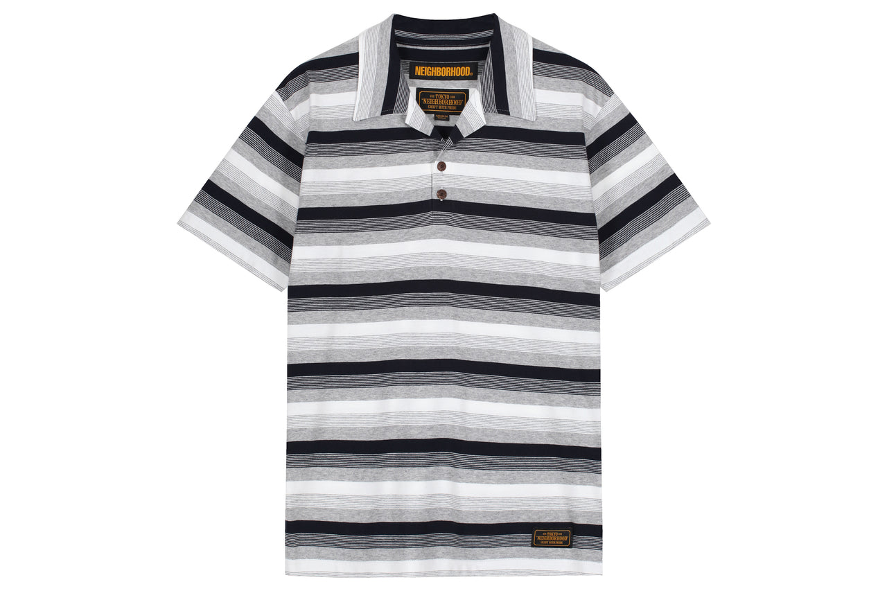 Neighborhood Border Polo Shirt