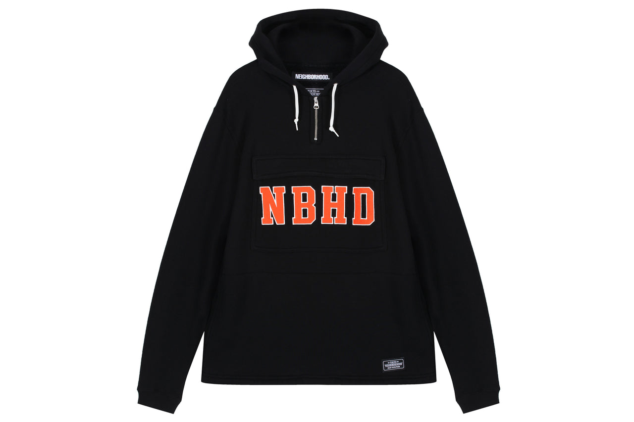 Neighborhood Logic LS Hooded Sweatshirt