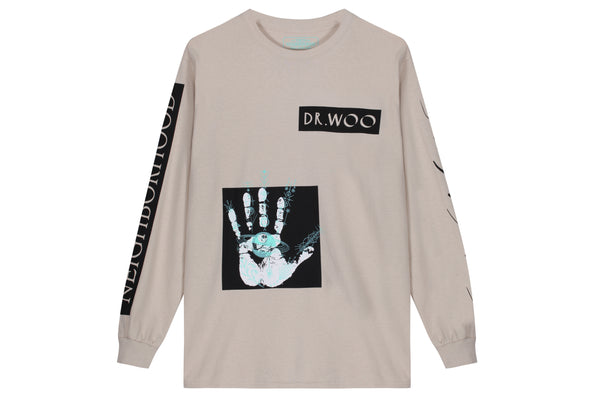 Neighborhood LS Tee x Dr. Woo
