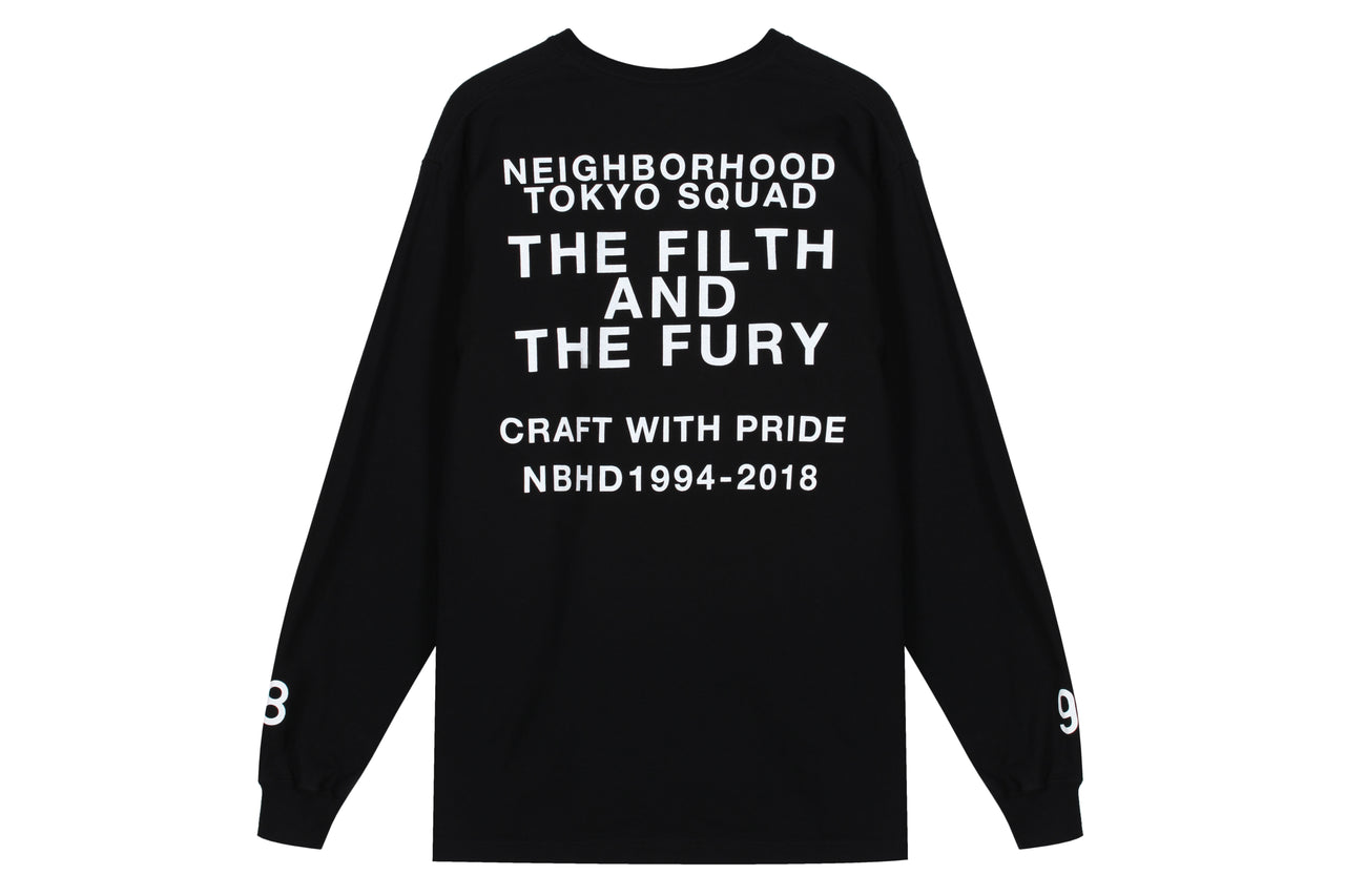 Neighborhood Filth & Fury LS Tee