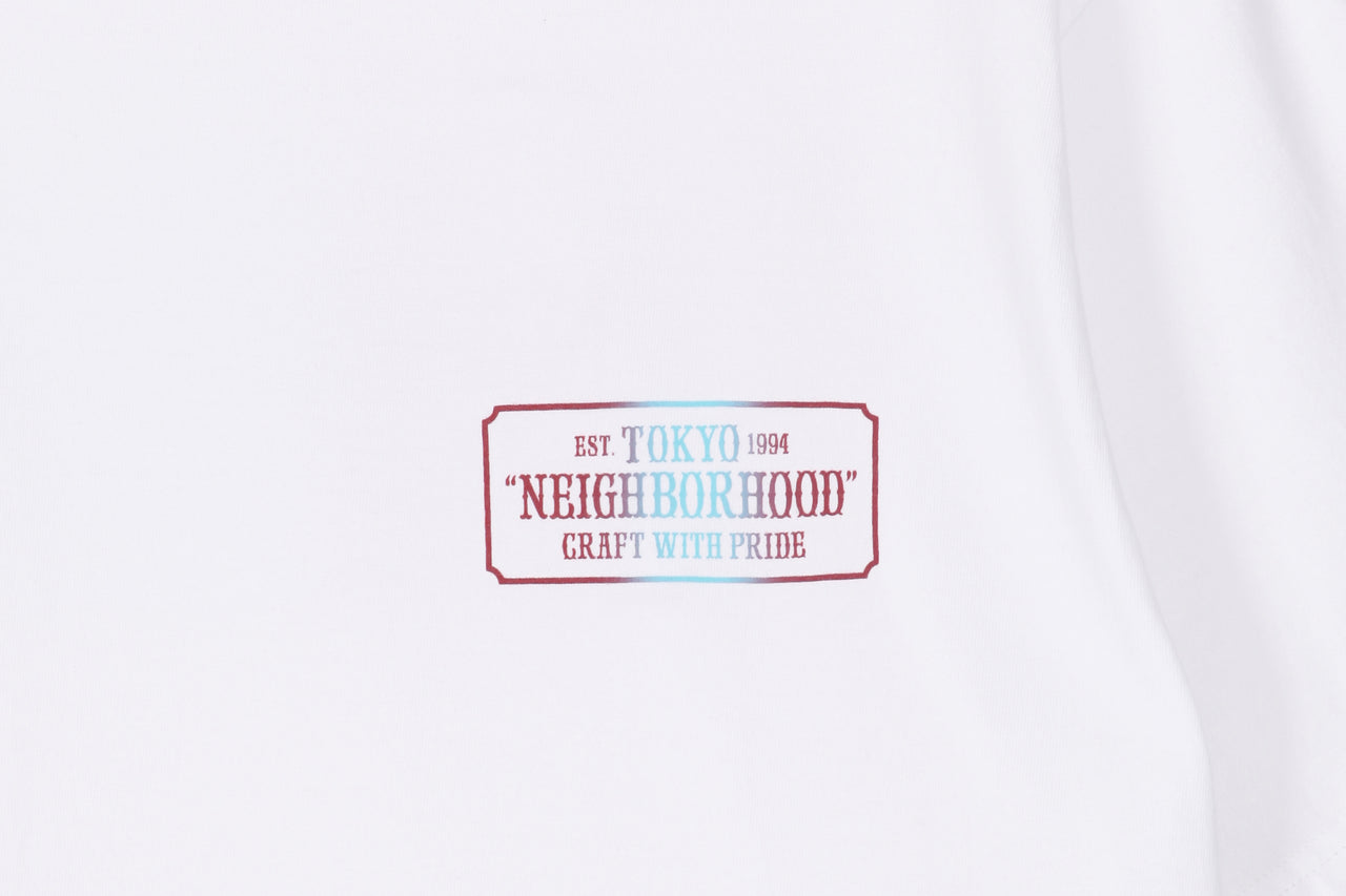 Neighborhood Bar & Shield-G SS Tee