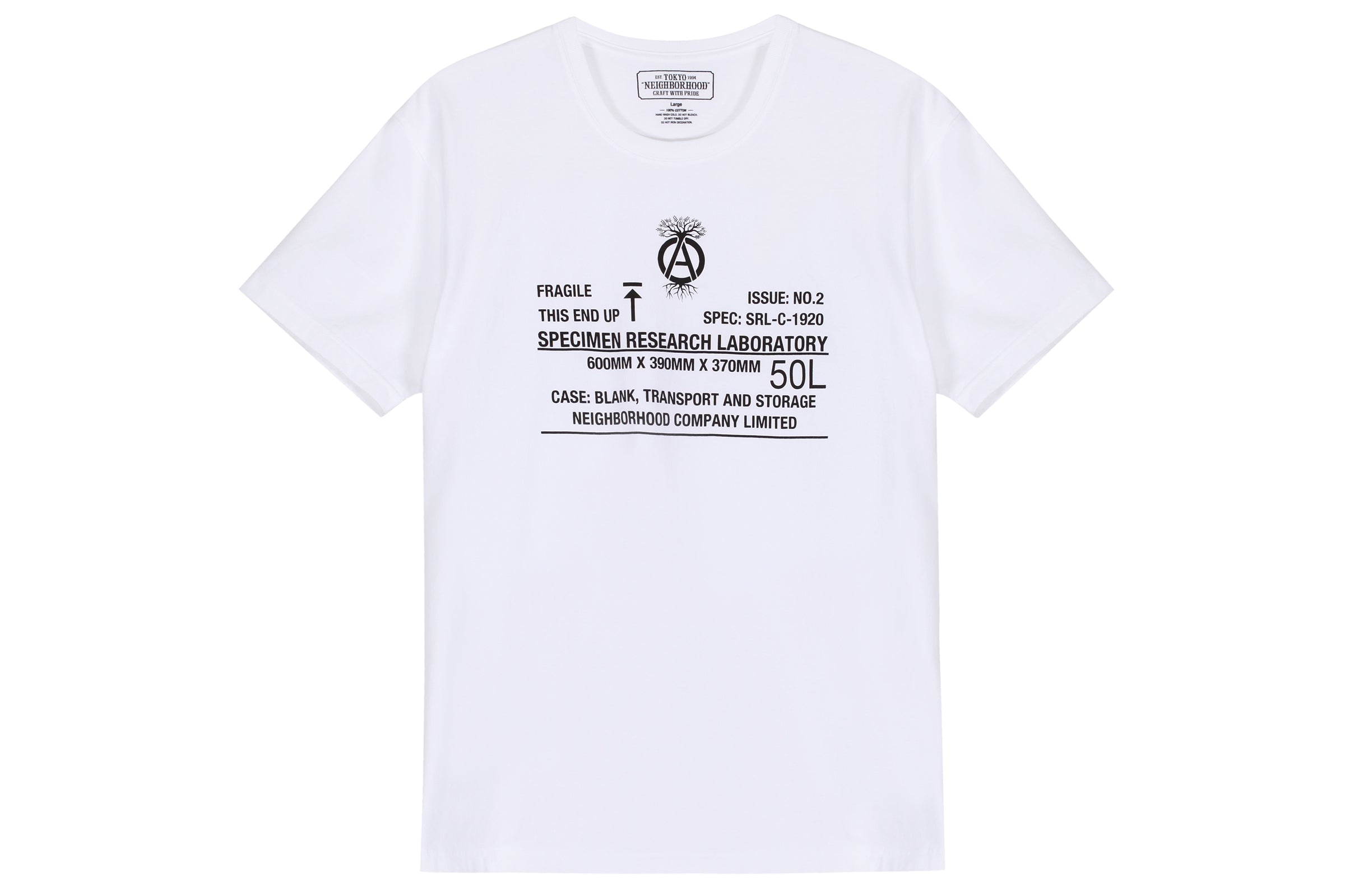 Neighborhood SRL SS Tee