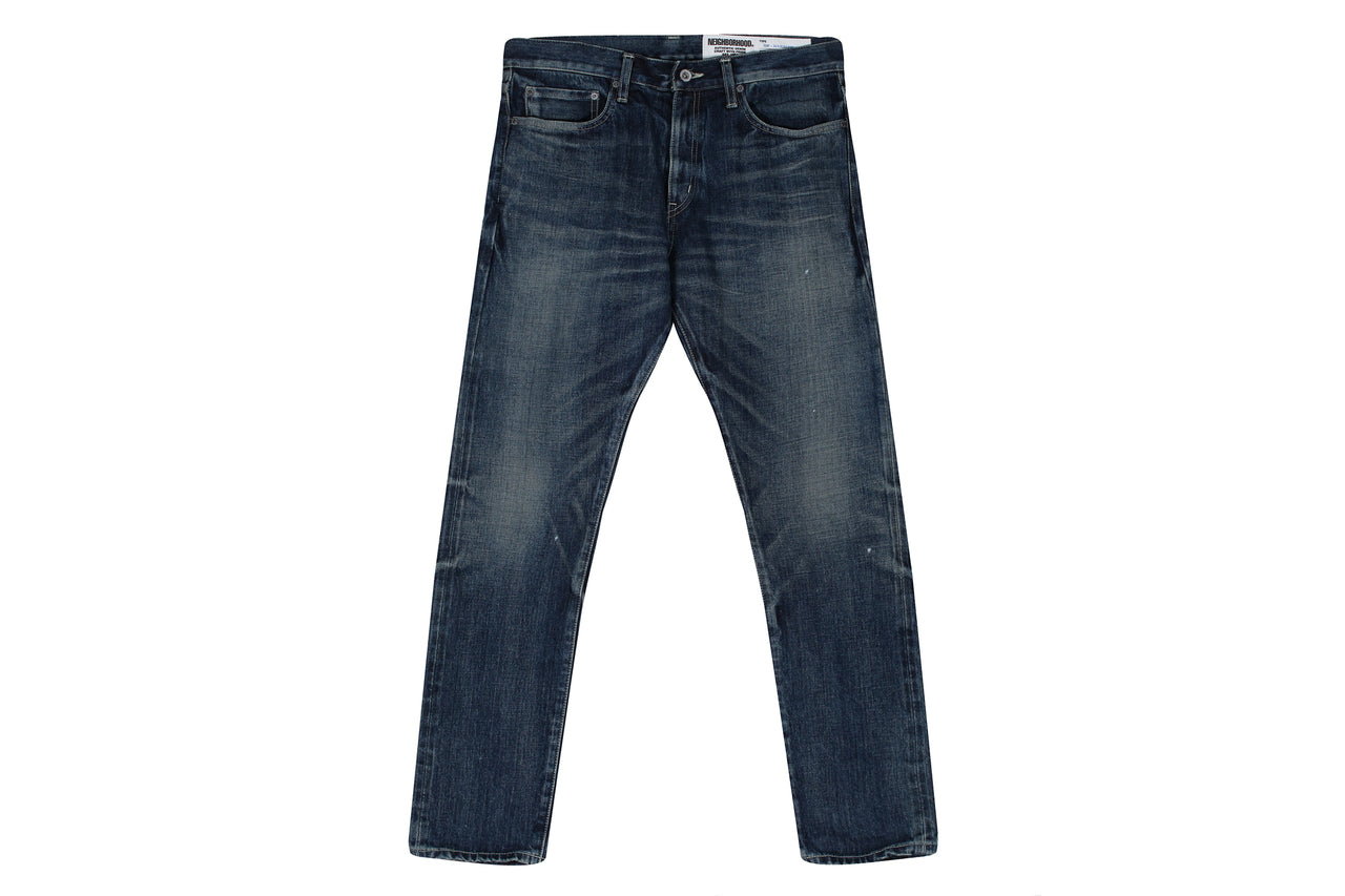 Neighborhood Washed Narrow Jean