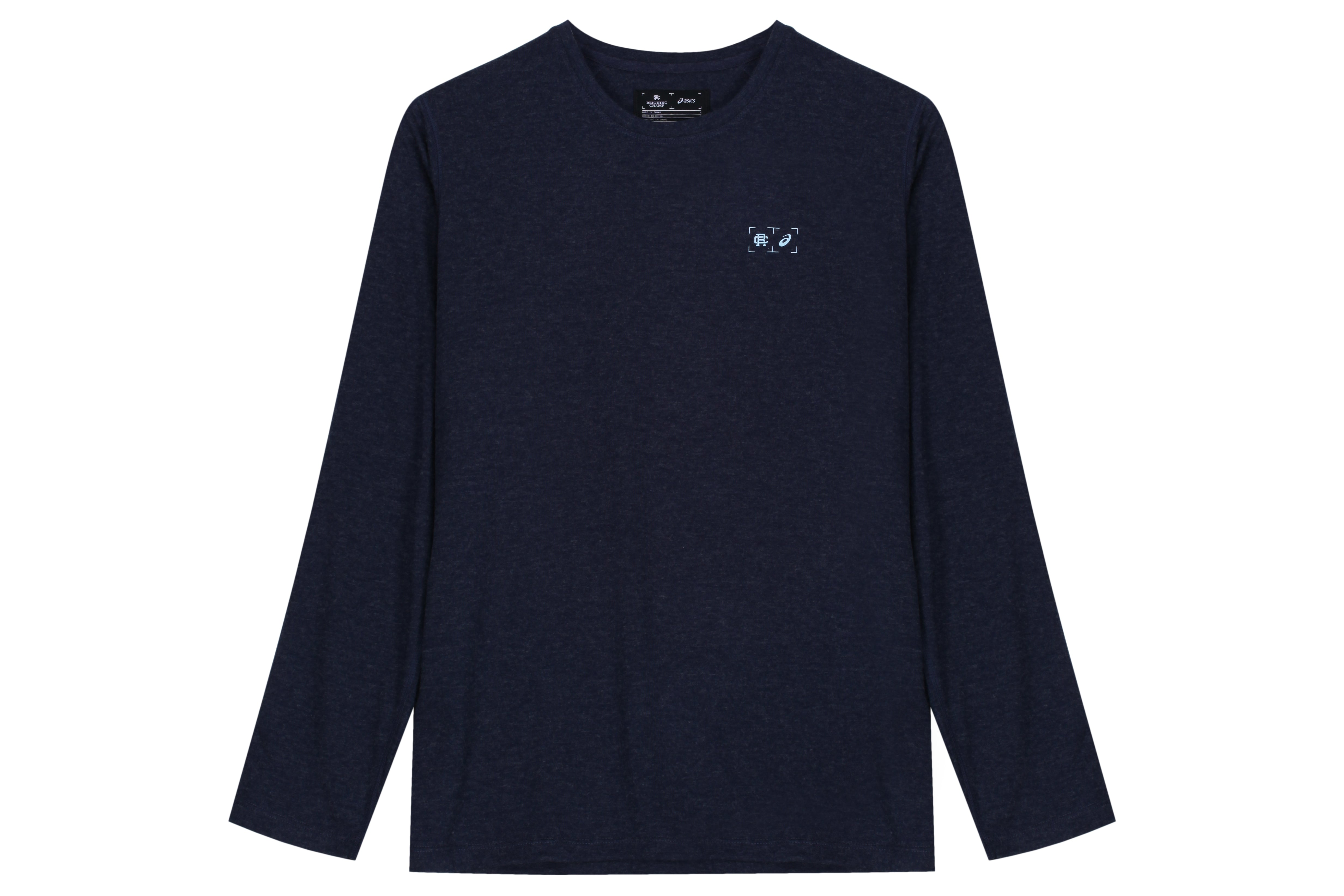 Asics Merino Ascent LS Tee x Reigning Champ