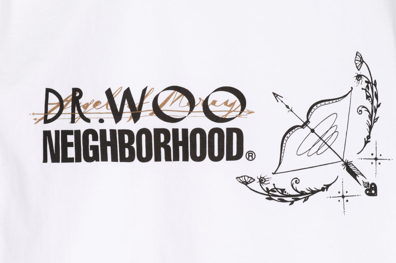 Neighborhood Tee 1 x Dr.Woo