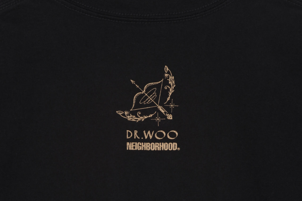 Neighborhood Tee 2 x Dr.Woo