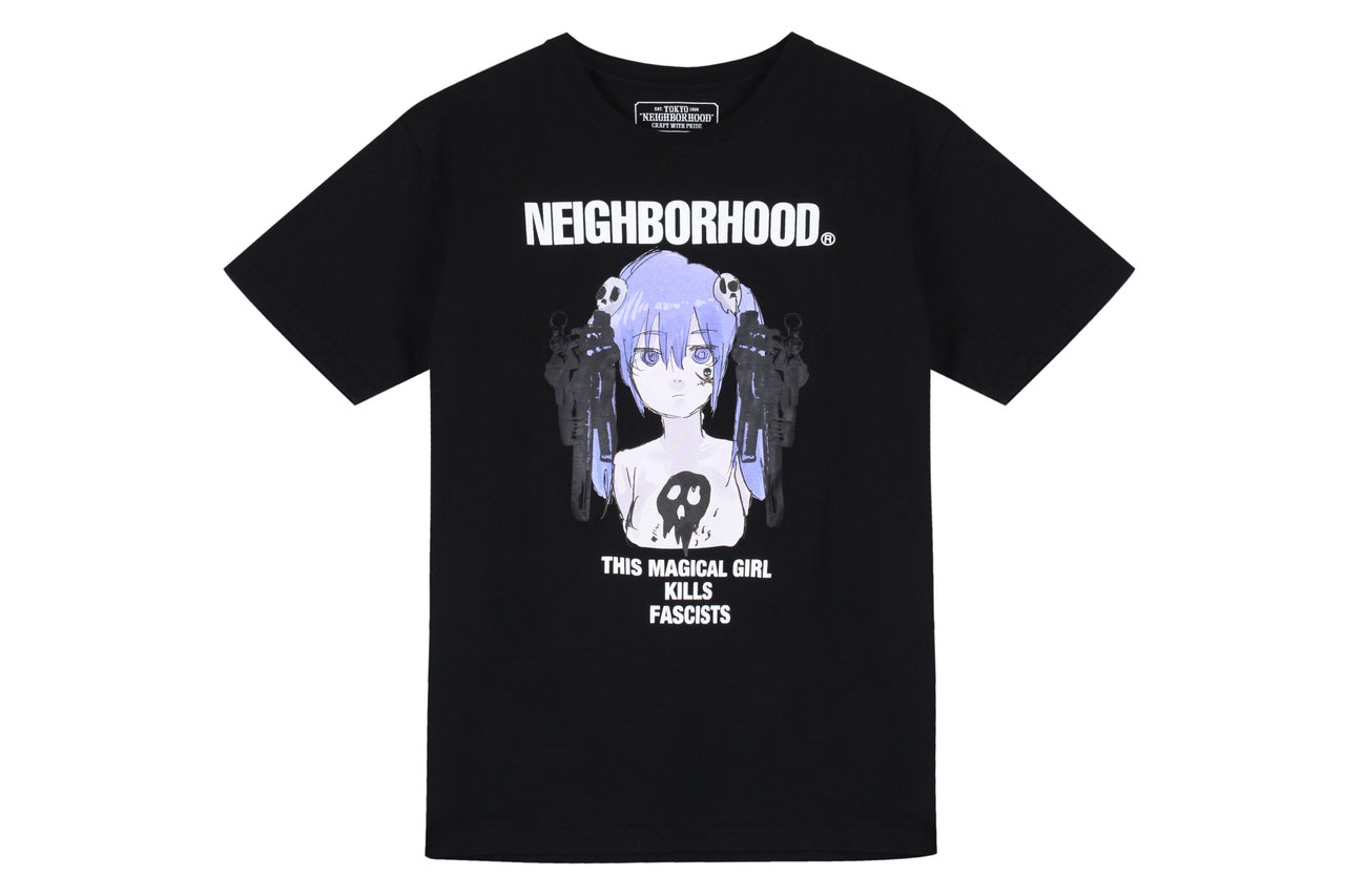 Neighborhood NHJI-1 Tee x Jun Inagawa