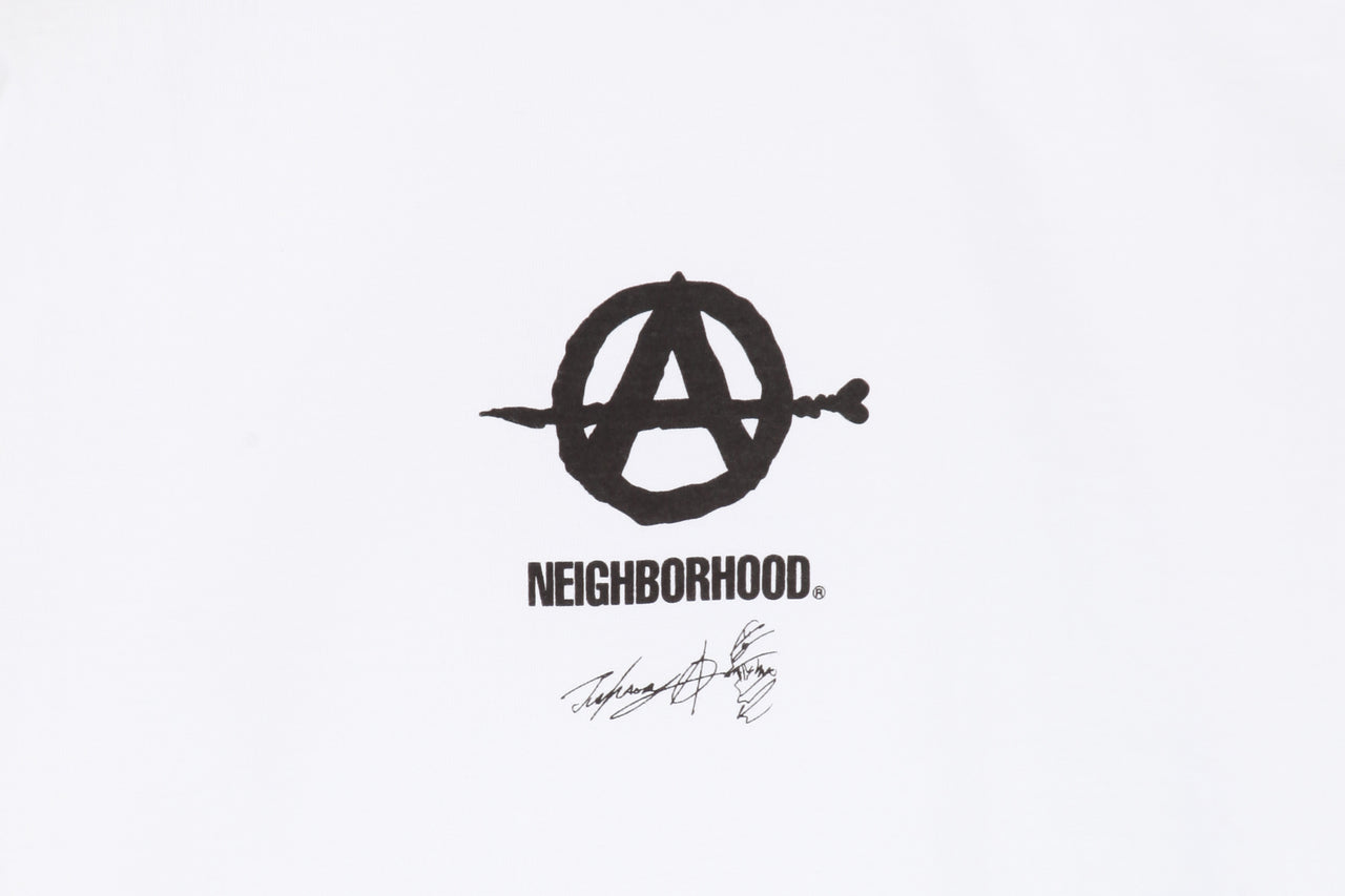 Neighborhood NHJI-2 Tee x Jun Inagawa