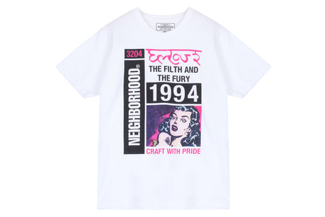 Neighborhood Tabloid-1 SS Tee
