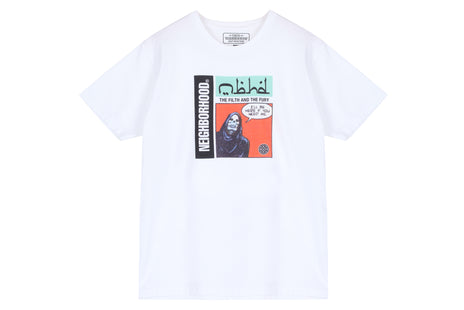 Neighborhood Tabloid-2 SS Tee