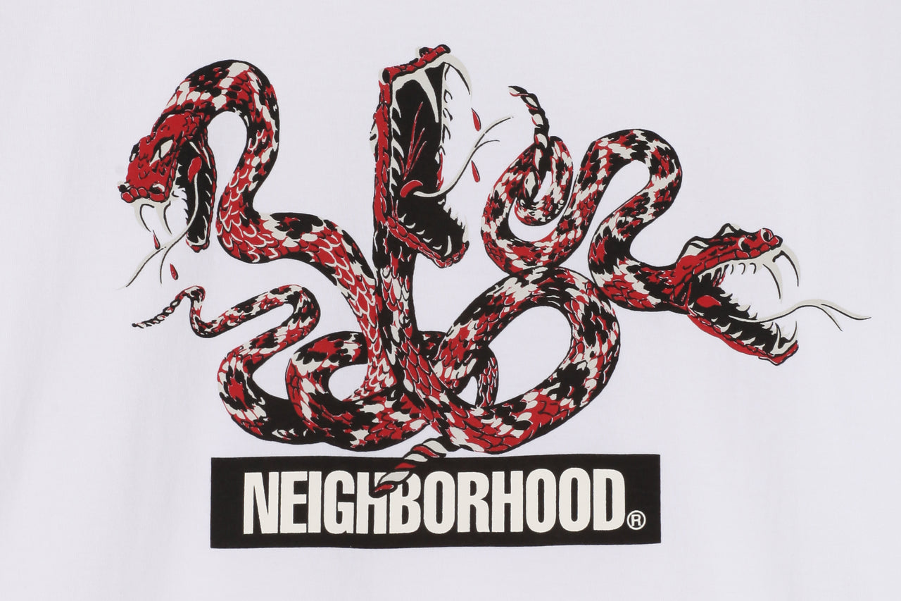 Neighborhood Rattlesnake-2 SS Tee