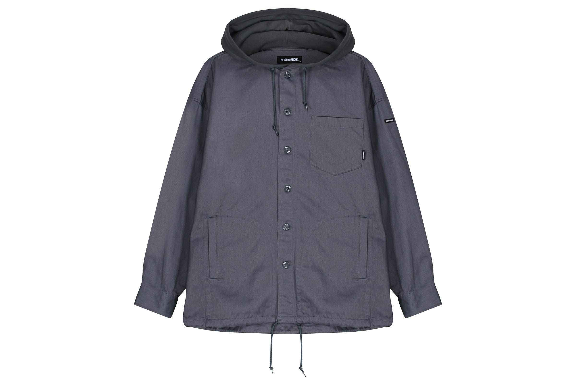 Neighborhood LS Hooded Shirt