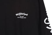 Neighborhood NHMH-2 LS Tee x Motorhead