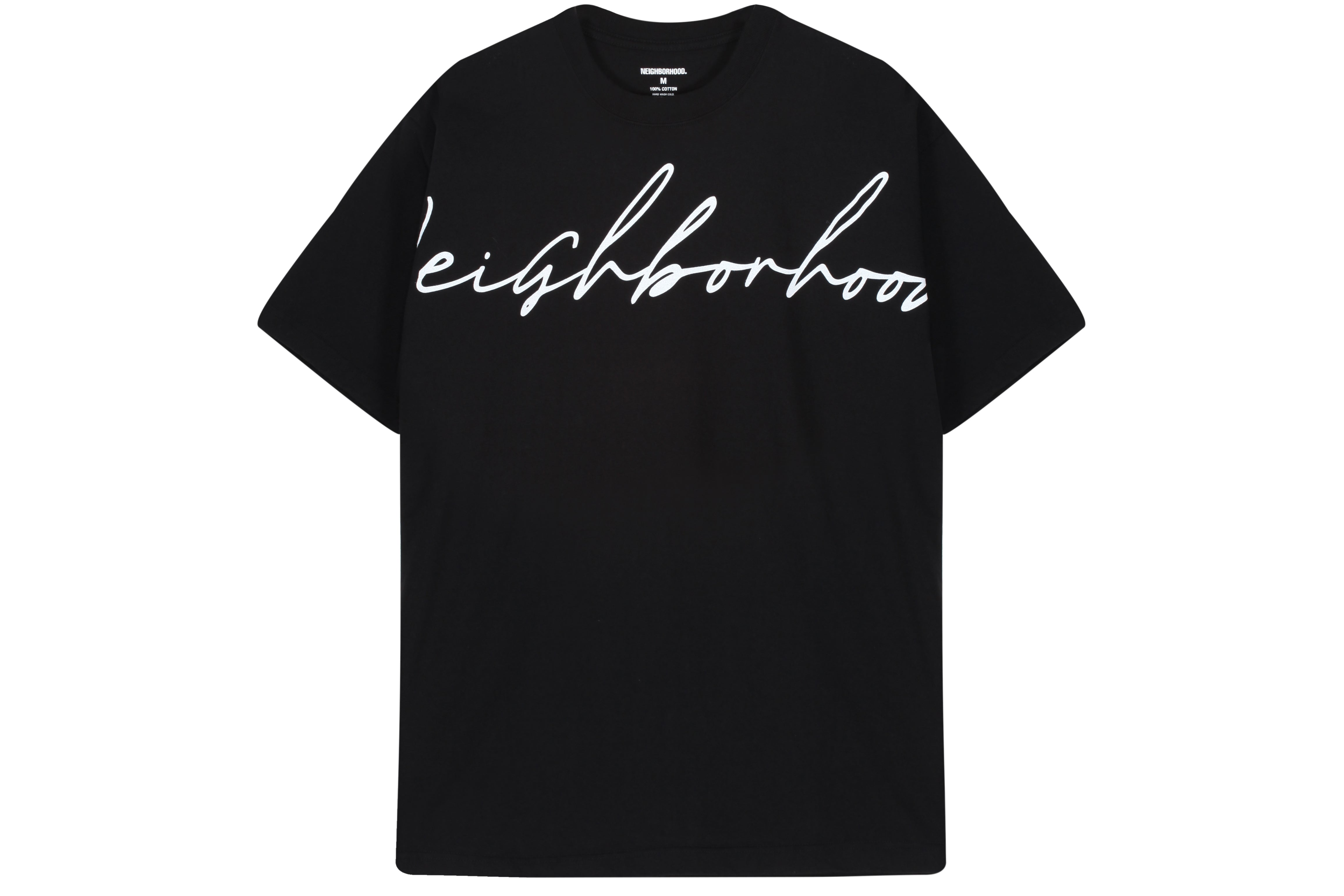 Neighborhood Script Tee