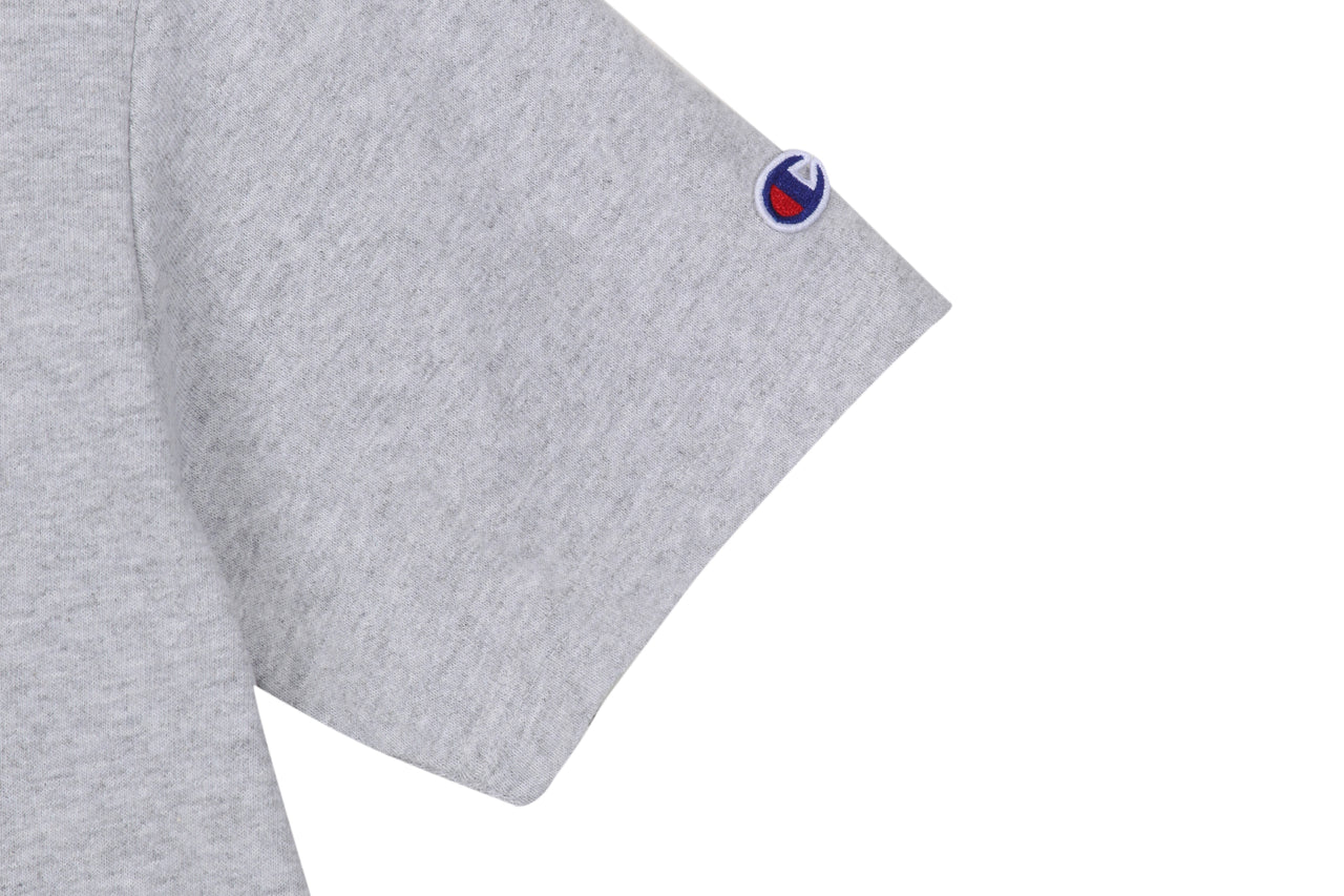 Champion Terry Crewneck Tee x Beams