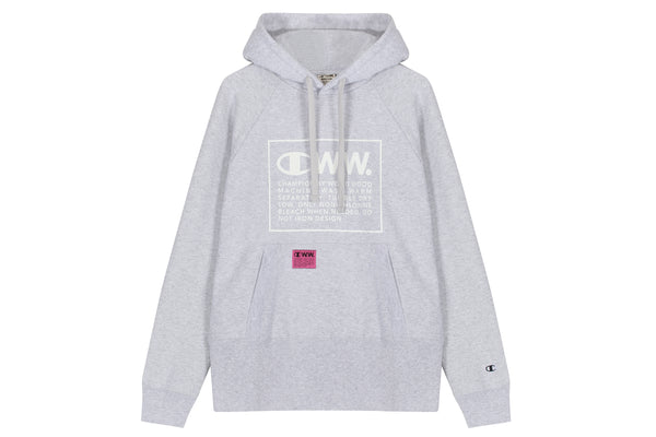 Champion Hooded Sweatshirt x Wood Wood
