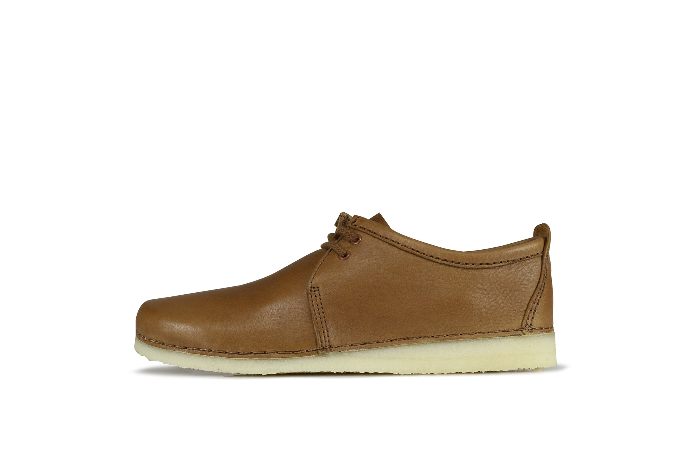 "Clarks Ashton ""Brown Leather"""