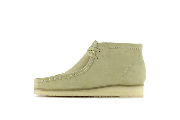 "Clarks Wallabee Boot ""Maple Suede"""
