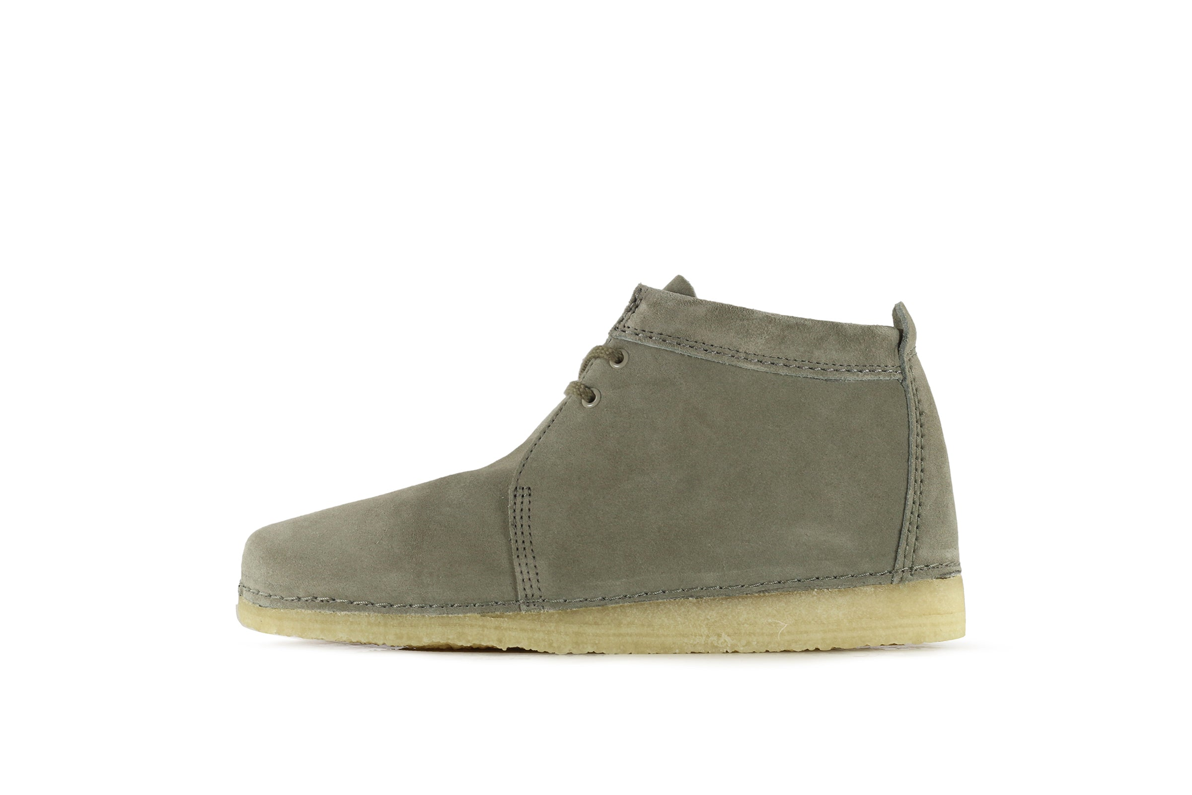 "Clarks Ashton Boot ""Grey Suede"""