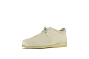 "Clarks Ashton ""Off White Suede"""