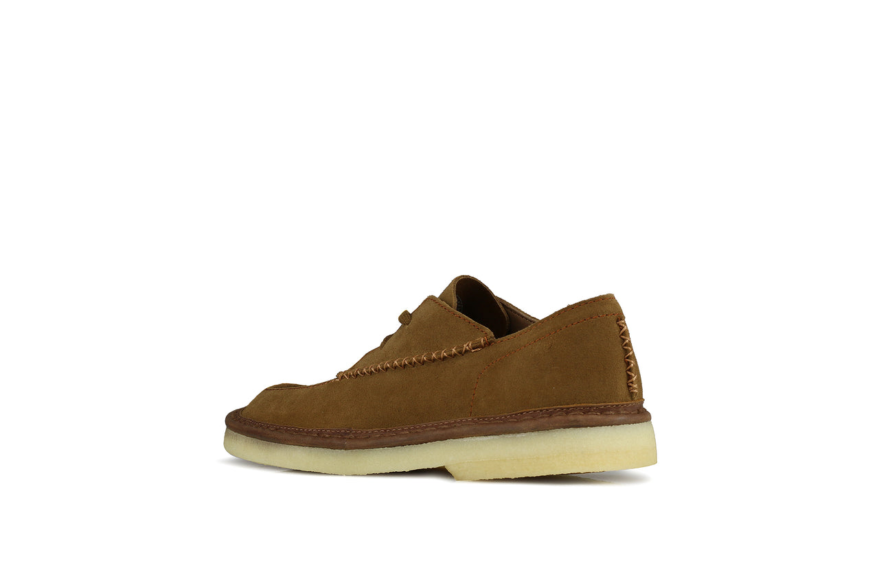 "Clarks Walbridge Easy ""Cola Suede"""
