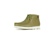 "Clarks Wallabee Boot GTX ""Khaki Leather"""
