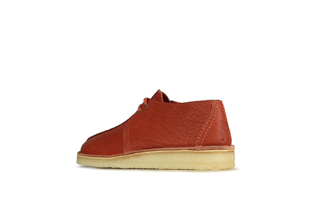 "Clarks Desert Trek ""Burnt Orange Leather"""