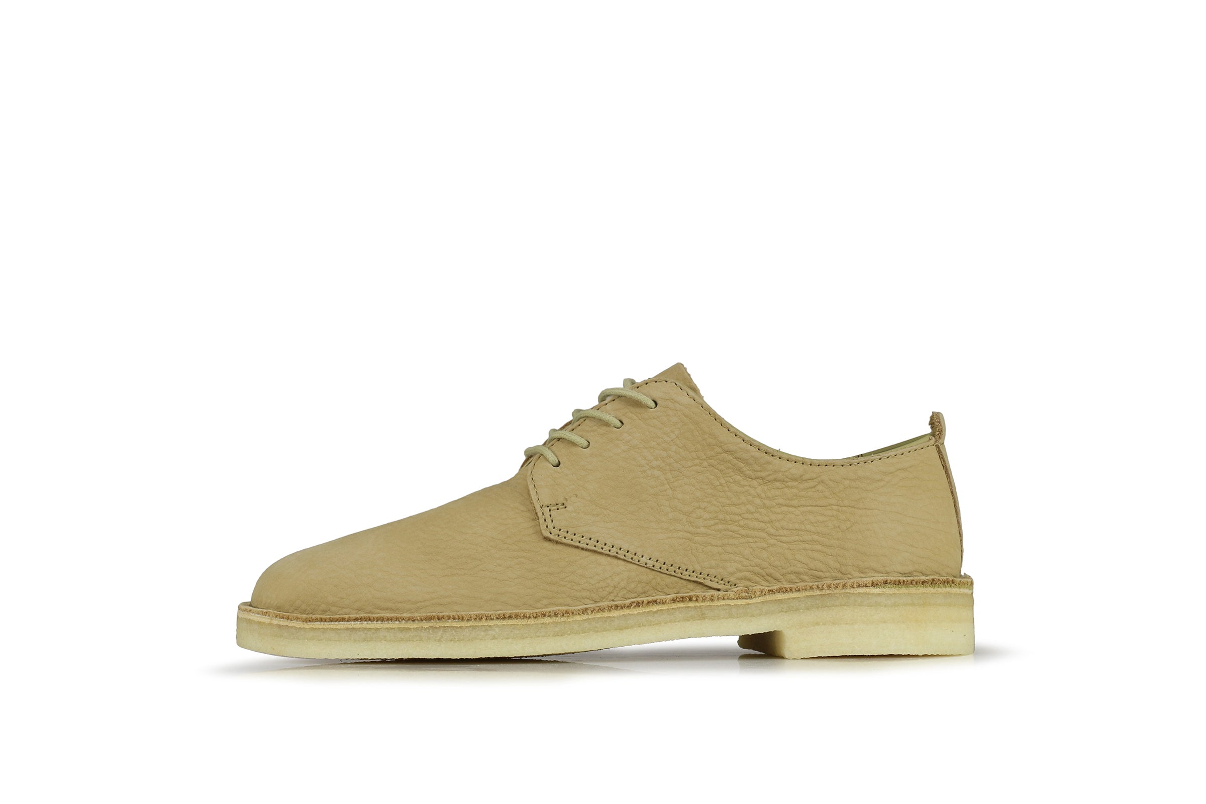 "Clarks Desert London ""Maple Nubuck"""
