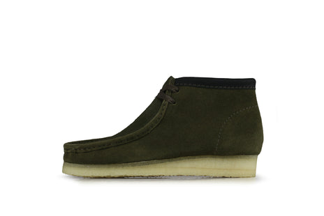 "Clarks Wallabee Boot ""Olive Interest"""