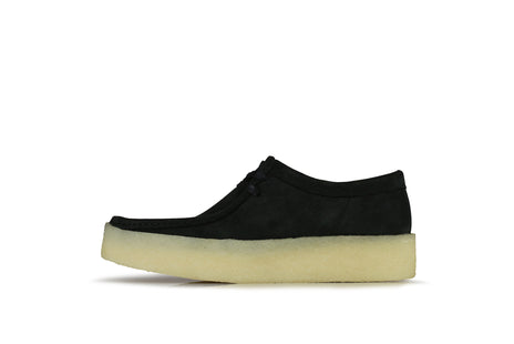 "Clarks Wallabee Cup ""Black Nubuck"""