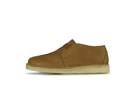 "Clarks Desert Trek ""Light Tan Lea"""