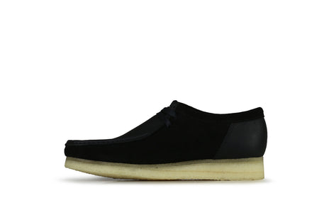 "Clarks Wallabee 2CLR ""Black Combi"""