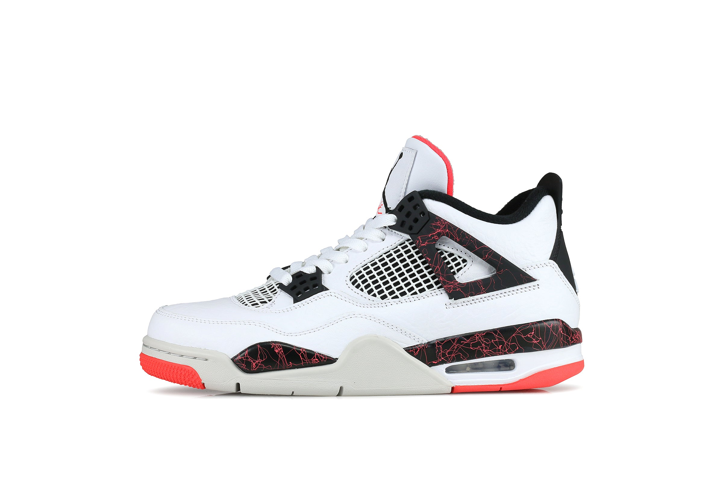 "Nike Air Jordan 4 Retro ""Bright Crimson"""