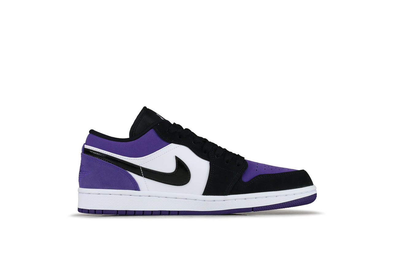 "Nike Air Jordan 1 Low ""Court Purple"""