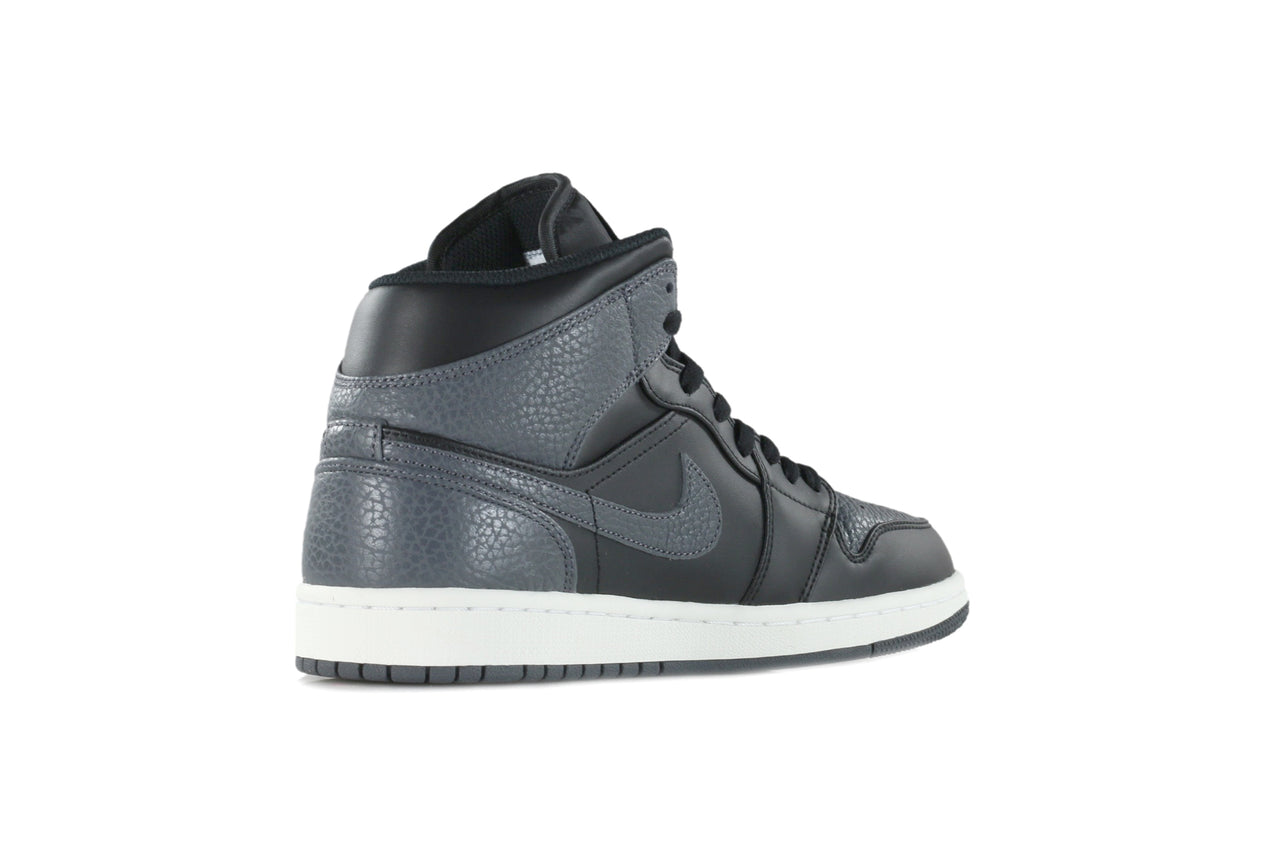 "Nike Air Jordan 1 Mid ""Dark Grey"""